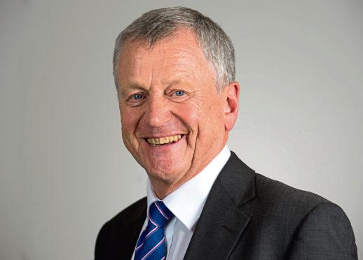 A Masterclass in Strategic Negotiations, Inverness 29/08/2018 Derek Arden Principal Speaker  Caption: Derek Arden.   Pic Trevor Martin/HIE