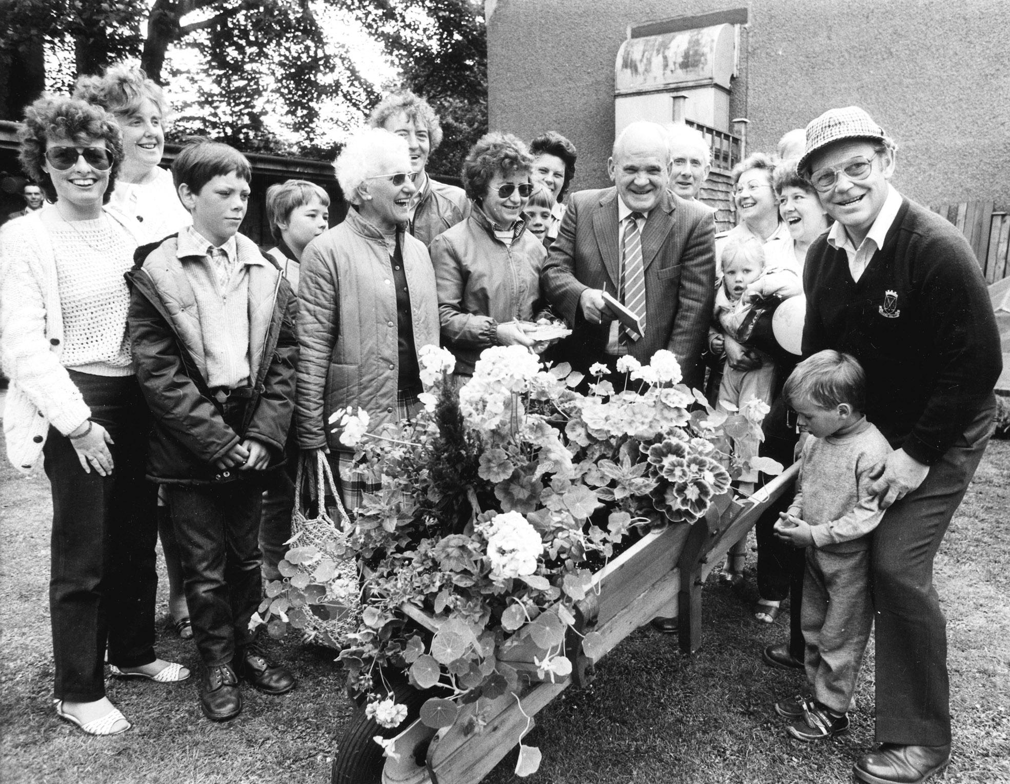 Scottish gardening legend Jim McColl says goodbye to Beechgrove