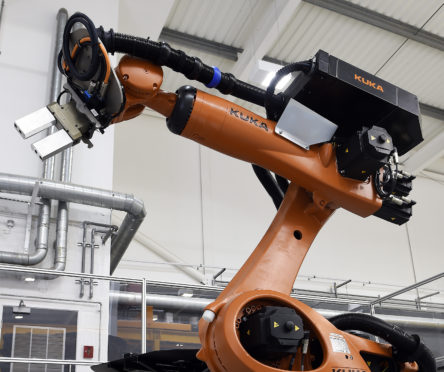 Robotic construction methods could lead to houses being built more quickly