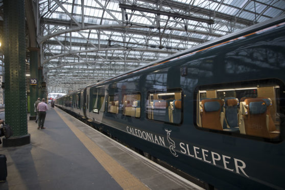 Rail delays for north-east passengers after sleeper train breaks down | Press and Journal