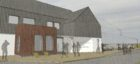 An artists impression of the building which is to stand as a beacon of excellence for Gaelic music, culture and heritage