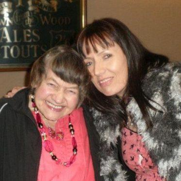 Karen and her mother