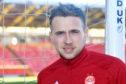 Greg Stewart is on loan at Aberdeen from Birmingham City.