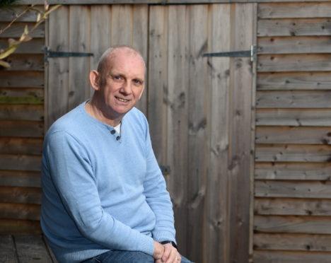 Brave Model Gordon Lawrence (pictured).