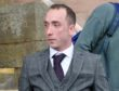 James Callaghan leaves Inverness Sheriff Court