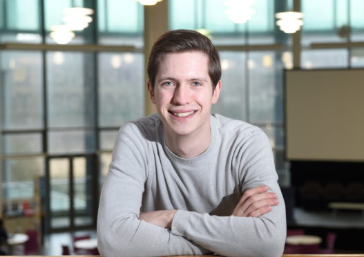 RGU's Adam Johnston