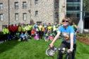 Rachel Martin of the Aberdeen Cycle Forum