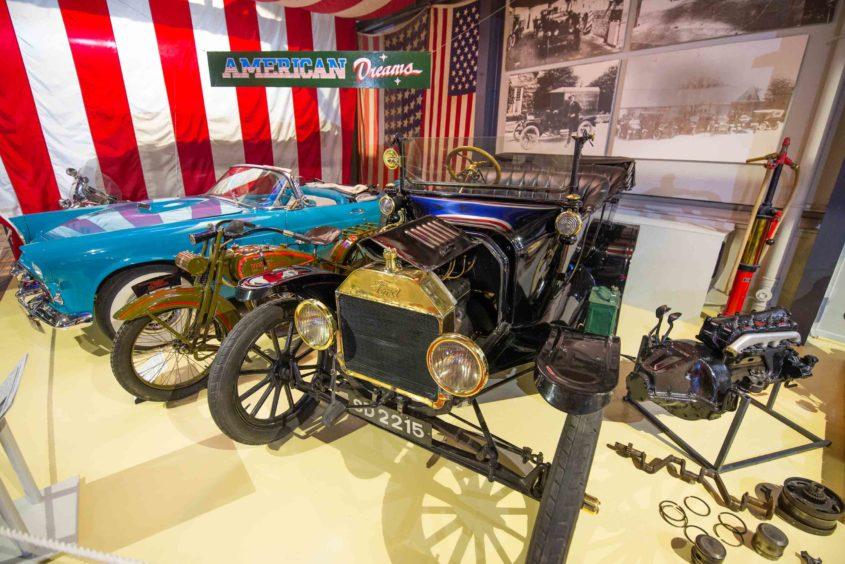 An American Dreams exhibition.