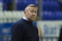 26/03/19 LADBROKES CHAMPIONSHIP INVERNESS CT v ALLOA ATHLETIC TULLOCH CALEDONIAN STADIUM - INVERNESS Inverness CT manager John Robertson on the touchline