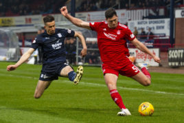 Aberdeen dismiss reports of £5million Celtic bid for Scotland international Scott McKenna