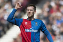 Caley Thistle defender Jamie McCart.