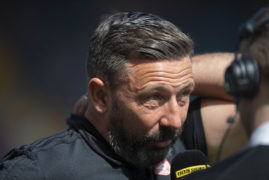 Time not right for Scotland insists Aberdeen boss Derek McInnes as he talks up Kilmarnock's Steve Clarke