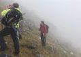 A young couple from London attempting to the Old Man of Storr, on the Trotterish Ridge, became disorientated and walked past the famous attraction.