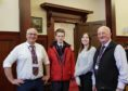 Ward councillors gathered to present its findings for a bright future for Wick.
