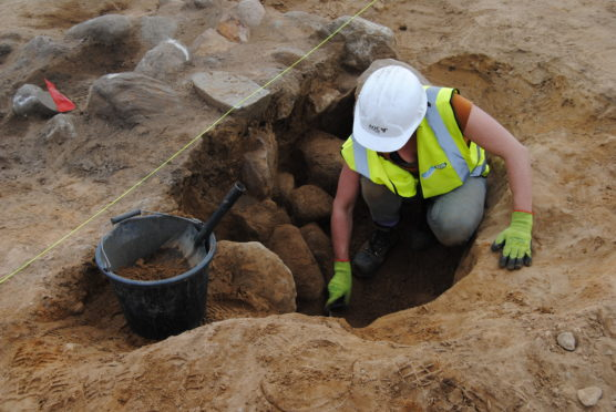 Discovering the secrets buried beneath Inverness