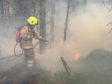 Firefighters calling in sick over stress