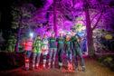 Illuminator Run, Firetrail Events, Aboyne, 14th November 2015