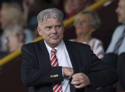 Aberdeen vice-chairman Dave Cormack.