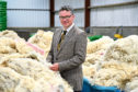 British Wool chief executive officer, Joe Farren.