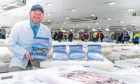 Partrick Hughes, head of Seafood Scotland at Peterhead Fish Market.