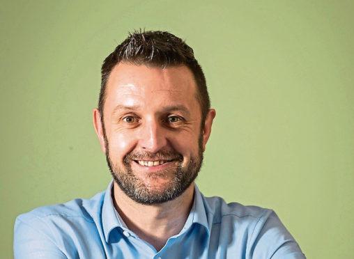 Clark IT operations director Michael Brown