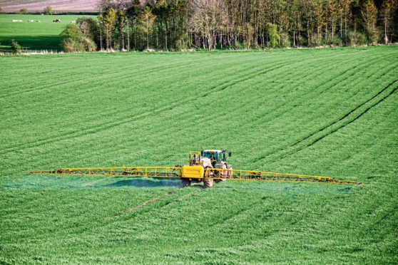 Machinery costs vary widely on Scottish arable farms.