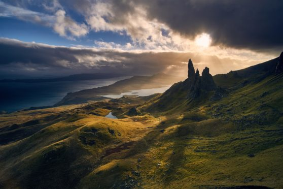 Highland Council is seeking public views over the plans to improve the path at the Old Man of Storr