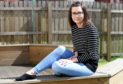 "Kerry Fettes has spoken out about her struggles with anorexia for Mental Health week starting on May 13, as this year's theme is ""Body image"".   Picture by HEATHER FOWLIE"
