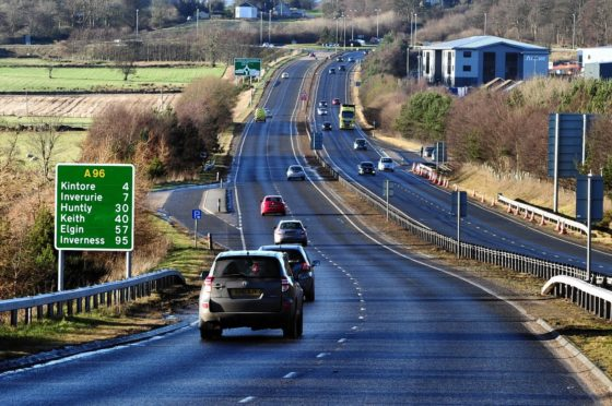 The Woodland Trust has slammed Transport Scotland's plans for the A96.