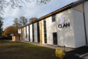 Official opening of new CLAN Cancer Support Centre in Wesburn Park Aberdeen. Picture by Michal Wachucik (work experience) 31/10/2011