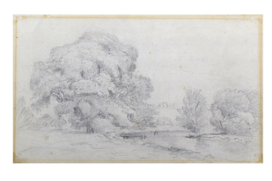 Three lost works by Constable have been rediscovered.