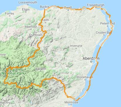 A flood alert has been issued across Aberdeen and Aberdeenshire.