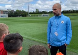 Young Dons play it cool in front of Man City manager