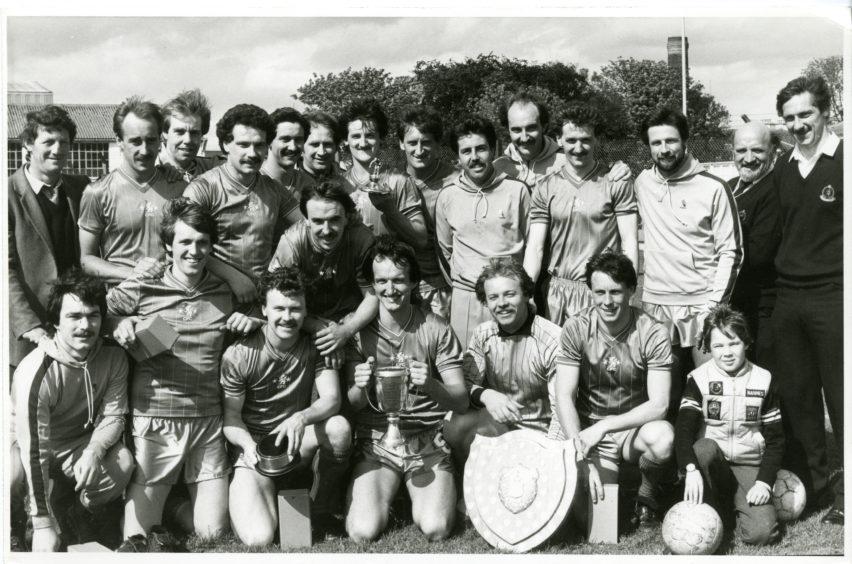 Cove Rangers in 1983