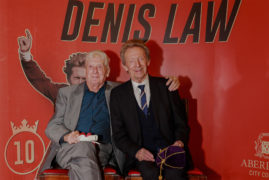 Denis Law pays tribute to much-loved older brother Joe after his death