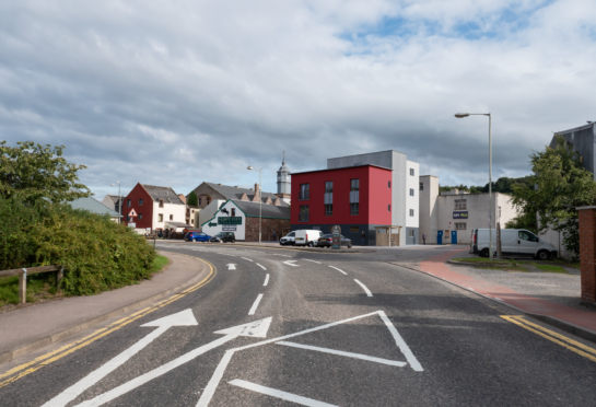17 brand-new flats and two retail units will be created from the redevelopment project