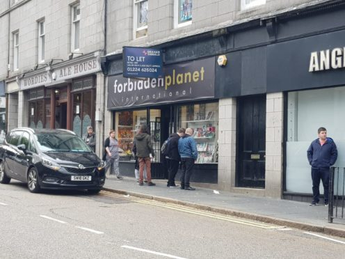 Aberdeen comic book shop to close after 18 years | Press and Journal