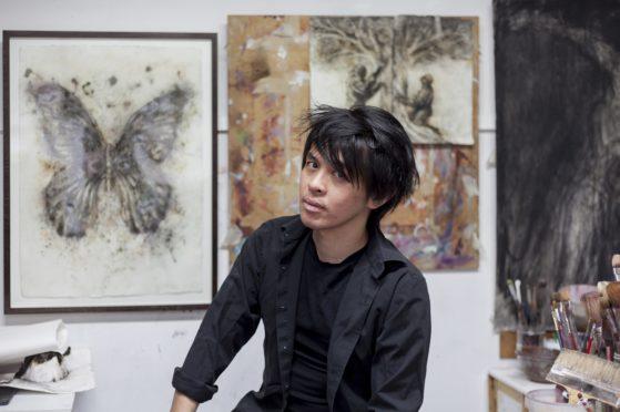 Inverness art lecturer recognised for gunpowder innovation