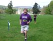 Guy Macpherson-Grant taking part in last year's Fun to Run