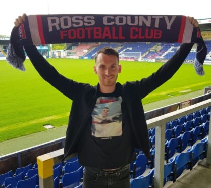 Joe Chalmers has joined Ross County.