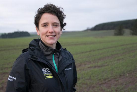 Rural Affairs Minister Mairi Gougeon.