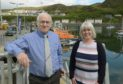 A 50-berth marina has been one of the developments at Mallaig harbour