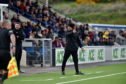 Cove Rangers assistant boss Graeme Mathieson.