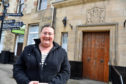 Co-founder of the new tourist centre Michelle Cameron is pleased the building lease has been agreed meaning the old RBS building will have a new purpose