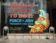 There is a Punch and Judy exhibition on at an Aberdeen museum
