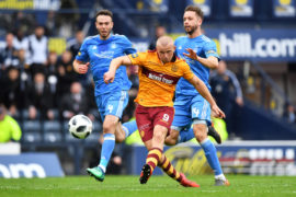 Aberdeen line up move for Motherwell striker Curtis Main