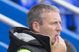 Wilson on Caley Jags stand-by as Robertson and Kellacher recover from mystery bug