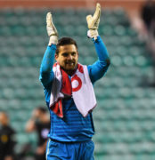 Dons goalkeeper Cerny signs one-year contract extension