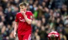 Aberdeen midfielder Stephen Gleeson.