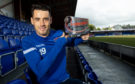 Brian Graham won the player of the month award for April.